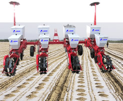 Tillage Seeding Machine