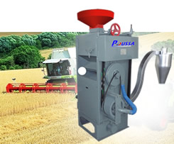 Harvest Processing Machine