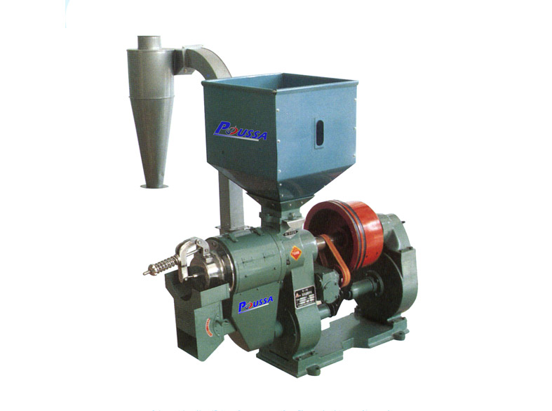 N Series Double Pipes Jet Rice Mill